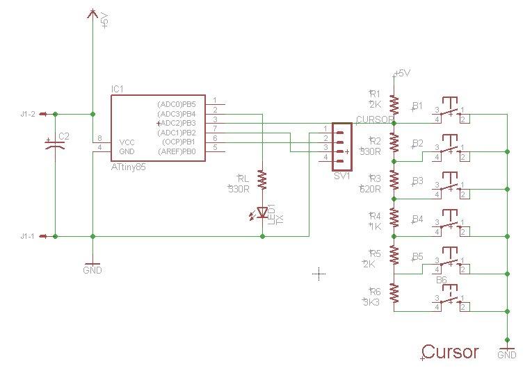RC schematic