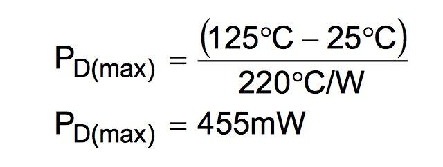 Thermal calc